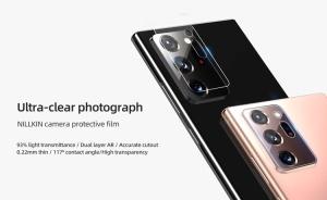 Dán camera Galaxy Note 20 Ultra - hiệu Nillkin (1 miếng)